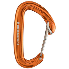 Black Diamond Oz Carabiner BD Orange